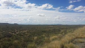 The vast Karoo. This taken between Carnarvon and Loxton.