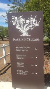 I couldn't resist stopping in at some of my favourite wine brands.
